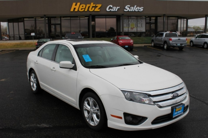 2012 ford fusion hertz used car sales idaho falls. Black Bedroom Furniture Sets. Home Design Ideas